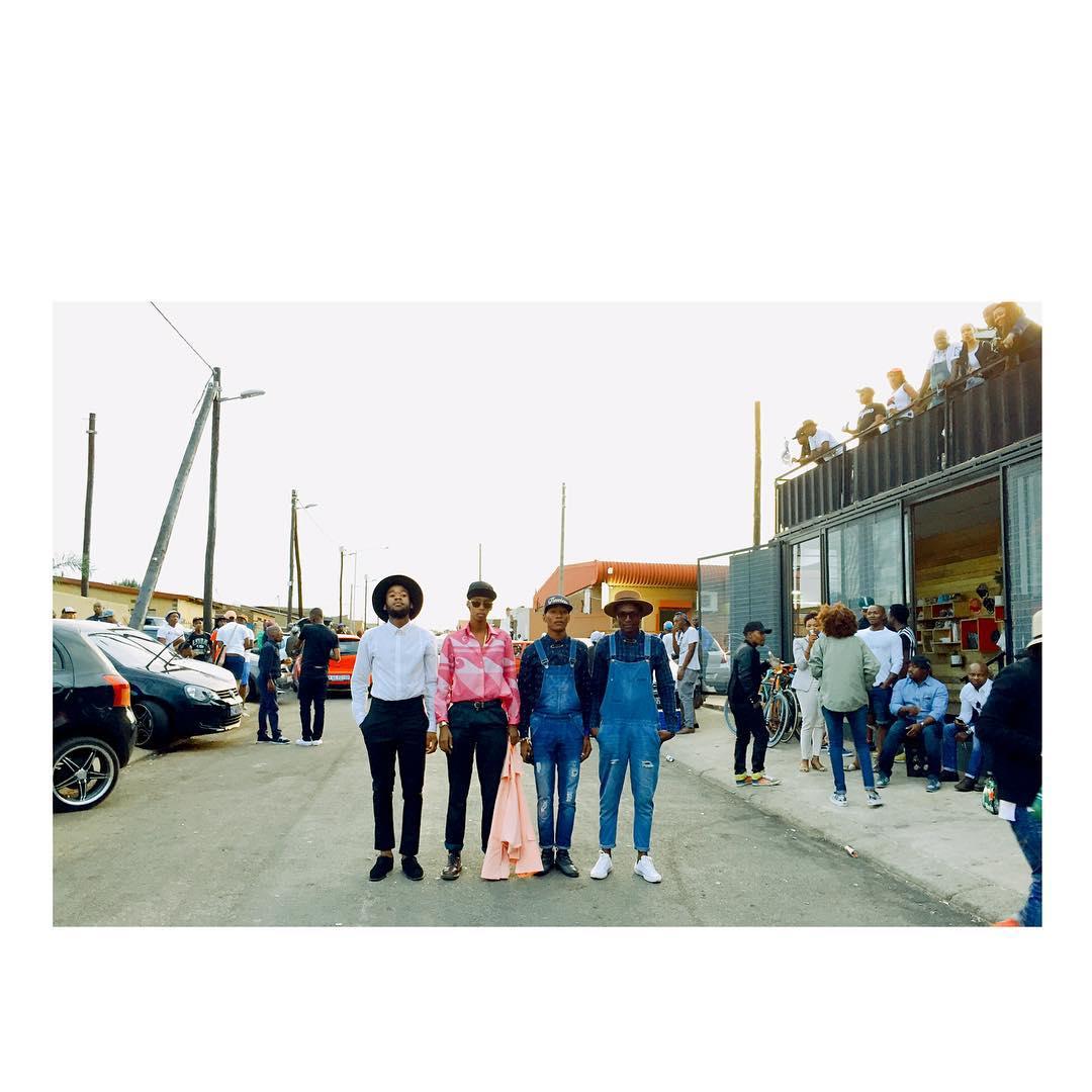 The streets of Joburg good vibe hangout