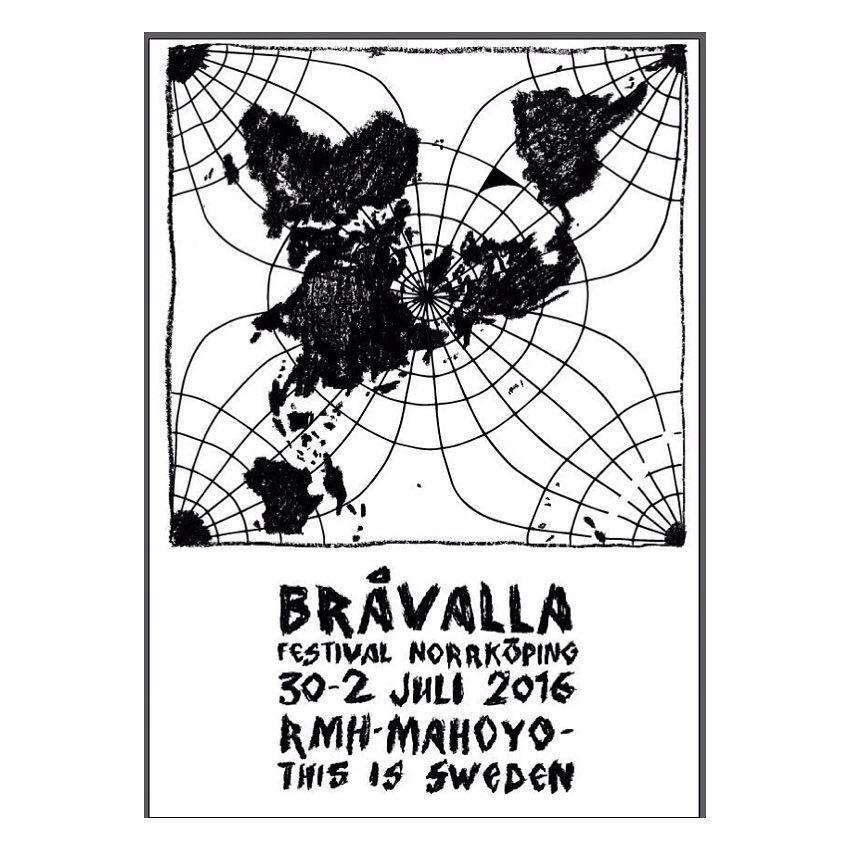 Busy Creating The Future at Bråvalla 30juni - 2 juli | @thisisswedennu + @mahoyoofficial + @rmhsweden